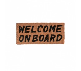 Welcome mat, middel