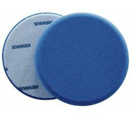Riwax polijstpad 75mm blauw (hard)