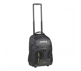 AUBL217 Ess Wheel 30L Cabin Case Black