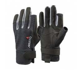 AUGL002 Ess Sailing Lf Glove Black L