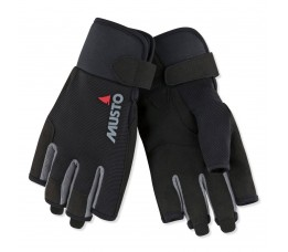 AUGL003 Ess Sailing Sf Glove Black L