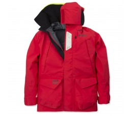 SH1651 Hpx Gtx Ocean Jkt True Red/Black L