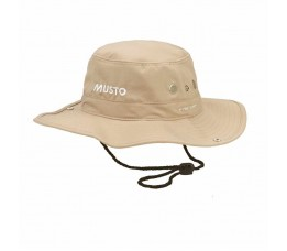 AL1410 Musto Fast Dry Brimmed Hat Stone M