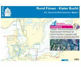 NV Atlas Serie 1 - Kieler Bucht - Rund Fünen