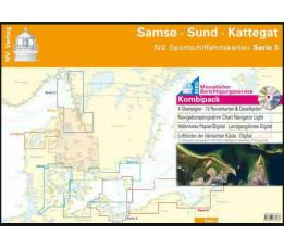 NV Atlas Serie 3 - Samso - Sund - Kattegat