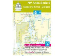 NV Atlas Serie 9 - Skagen to Romo & Limfjord