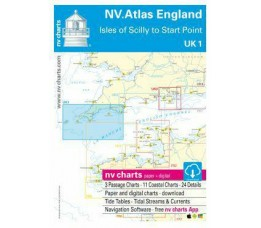 NV Atlas Engeland UK 1 - Scilly Isles to Star Point