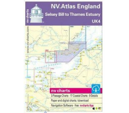 NV Atlas Engeland UK 4 - Selsey Bill to R. Thames