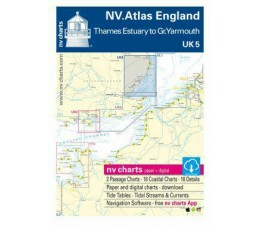 NV Atlas Engeland UK 5 - R. Thames to Great Yarmouth
