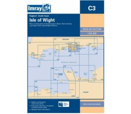 Imray C 3 - Isle of Wight