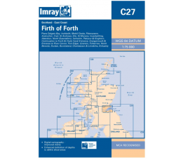 Imray C 27 - Firth of Forth