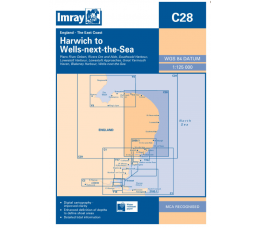 Imray C 28 - The East Coast