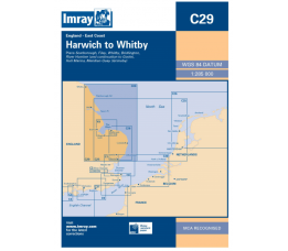 Imray C 29 - East Coast England