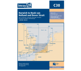 Imray C 30 - Harwich to Hoek van Holland and the Dover Strait
