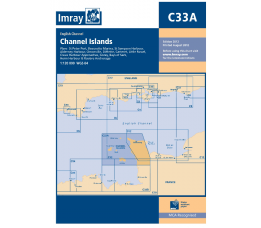 Imray C 33A - Channel Island N.