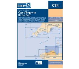 Imray C 34 - Cap dErquy to Ile de Batz