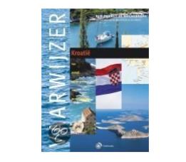 Vaarwijzer Kroatië - van Istrië tot de grens van Montenegro