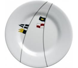 12003 - Regata Round Dessert Plate  - 6 u.