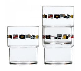 12103 - Regata Stackable Glass - 12 u.