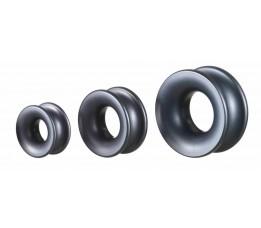 Aluminium thimble voor 10 mm lijn