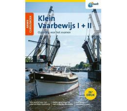 ANWB Klein Vaarbewijs I + II cursusboek + CD Rom