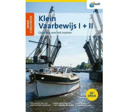 ANWB Klein Vaarbewijs I + II cursusboek
