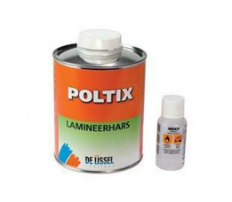 Poltix Lamineerhars 0,75ltr