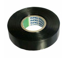 Nitto plastic tape 19mm x 20m, zwart