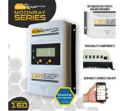 MPPT laadregelaar 160 Watt ( 12 volt)