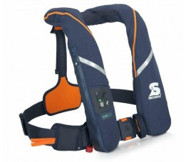 Survival 275N reddingsvest blauw/oranje