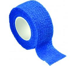 Pleistertape 25mm x 2.60m blauw
