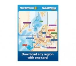 Navionics Nav+ CF