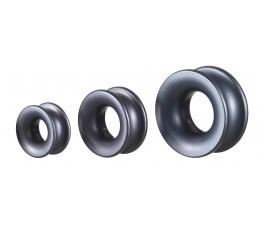 Loop Thimble 25x12mm, aluminium