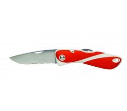 Aquaterra mes gekarteld lemmet rood